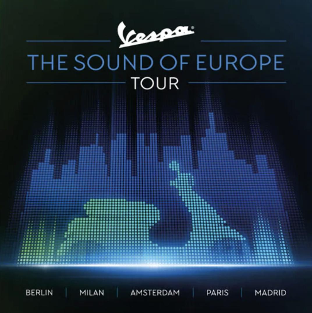 A Milano dal 31 Maggio al 9 Giugno: The Sound Of Europe Tour