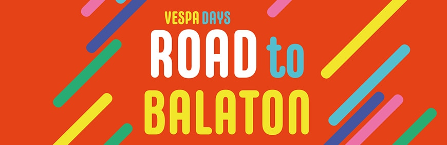 Concorso Vespa Road to Balaton